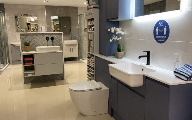 Our Bathroom Showroom in Rickmansworth