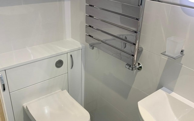 A Ensuite installation in Croxley Green