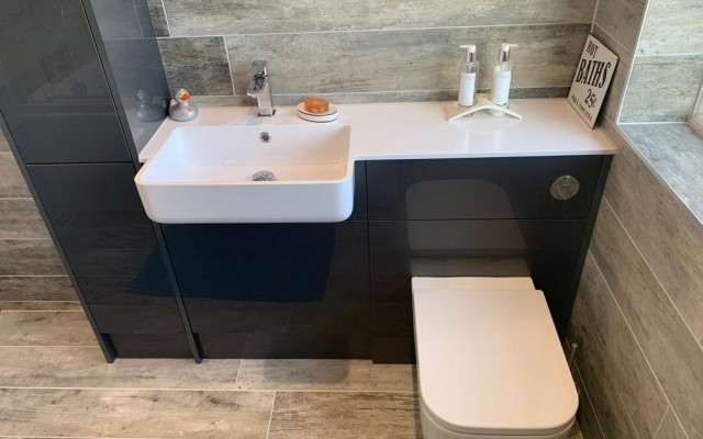 Bathroom furniture in Croxley Green