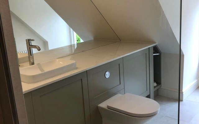 Bathroom & Wetroom installation in Chipperfield