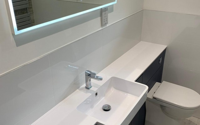 Family Bathroom furniture units