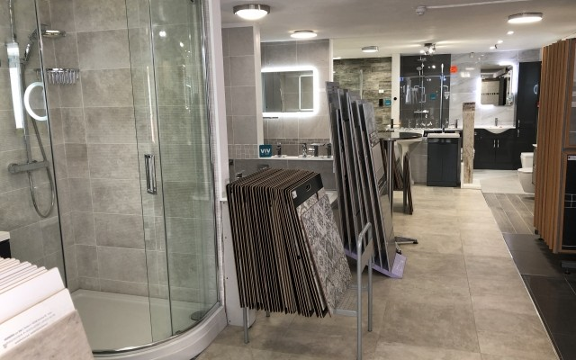 Croxley Plumbing Supplies Showroom